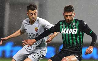 Sassuolo vs AS Roma