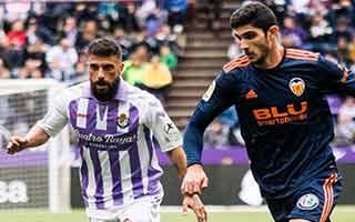 Valladolid vs Valencia
