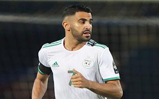 Algeria vs Kenya
