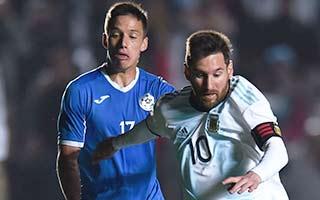 Argentina vs Nicaragua
