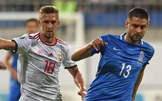 Azerbaijan vs Hungary