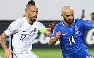 Azerbaijan vs Slovakia