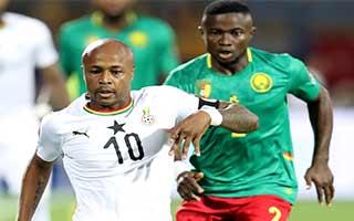 Cameroon vs Ghana