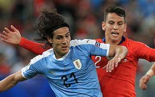 Chile vs Uruguay
