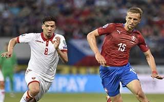 Czech Republic vs Montenegro