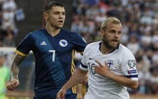 Finland vs Bosnia-Herzegovina