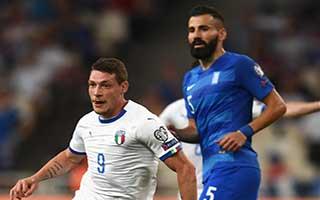 Greece vs Italy
