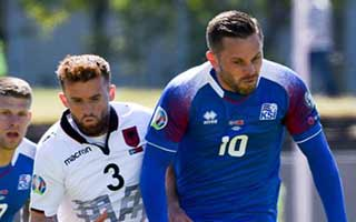 Iceland vs Albania