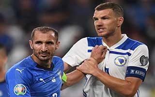 Italy vs Bosnia-Herzegovina