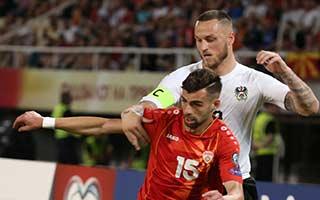 North Macedonia vs Austria