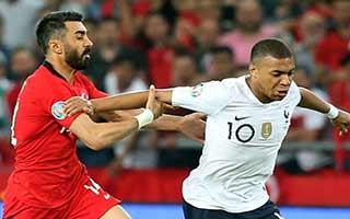Turkey vs France