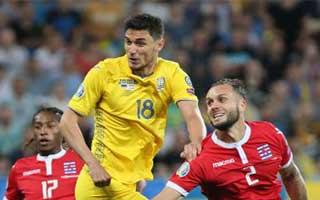 Ukraine vs Luxembourg