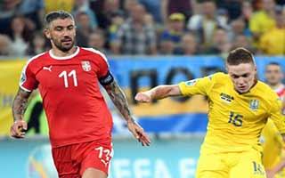 Ukraine vs Serbia