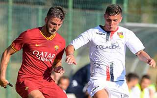 AS Roma vs Gubbio