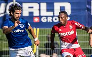 AS Monaco vs Everton