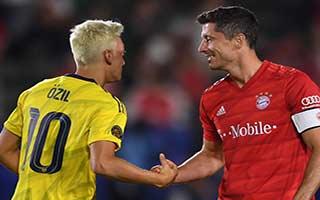 Arsenal vs Bayern Munich