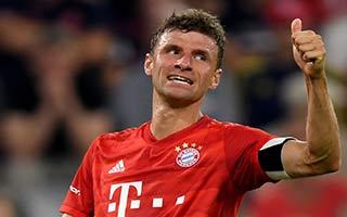 Bayern Munich vs Fenerbahce