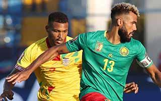 Benin vs Cameroon