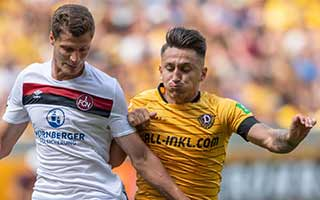 Dynamo Dresden vs Nurnberg