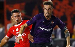 Fiorentina vs Benfica