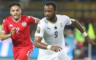 Ghana vs Tunisia