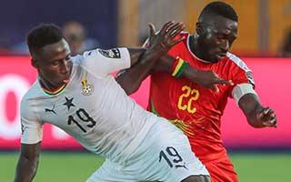 Guinea-Bissau vs Ghana