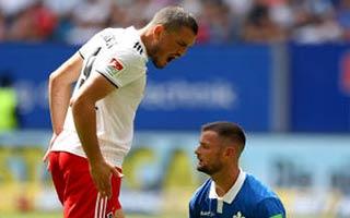Hamburger SV vs Darmstadt
