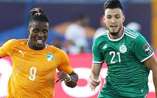 Ivory Coast vs Algeria