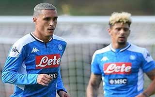 Napoli vs Benevento