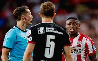 PSV Eindhoven vs Basel