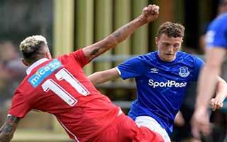 Sion vs Everton