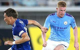 Yokohama F.Marinos vs Manchester City