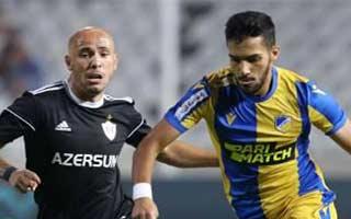 APOEL Nicosia vs Qarabag FK