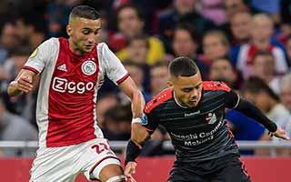 Ajax vs Emmen