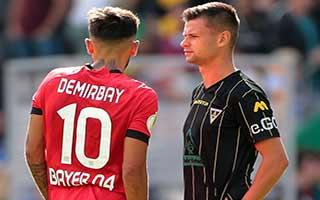 Alemannia Aachen vs Bayer Leverkusen
