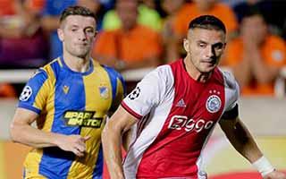 Apoel Nicosia vs Ajax