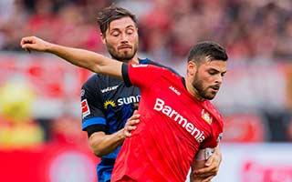 Bayer Leverkusen vs Paderborn