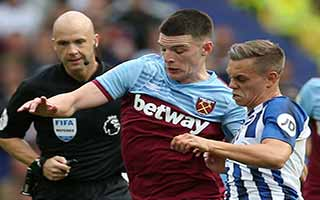 Brighton & Hove Albion vs West Ham United