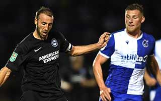 Bristol Rovers vs Brighton & Hove Albion