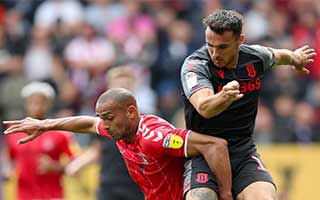 Charlton Athletic vs Stoke City