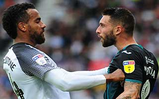 Derby County vs Swansea City