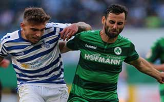 Duisburg vs Greuther Furth