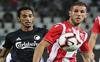 FK Crvena Zvezda vs Copenhagen