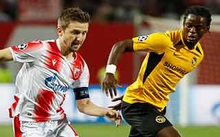 FK Crvena Zvezda vs Young Boys