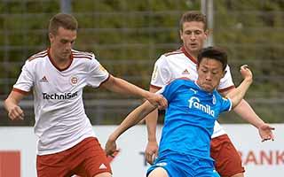 FSV Salmrohr vs Holstein Kiel