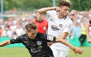 FSV Wacker Nordhausen vs Erzgebirge Aue