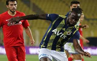 Fenerbahce vs Gazisehir Gaziantep FK