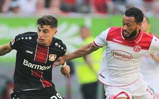 Fortuna Dusseldorf vs Bayer Leverkusen