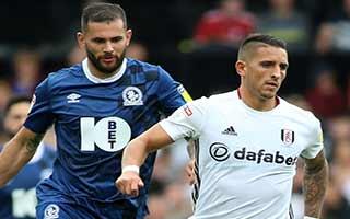 Fulham vs Blackburn Rovers