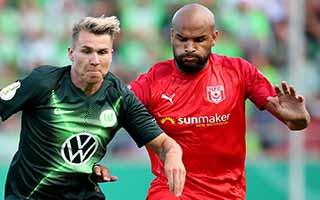 Hallescher FC vs Wolfsburg